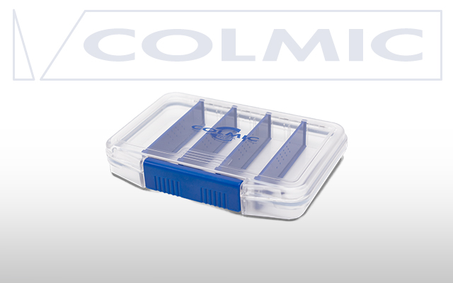 COLMIC tackle-box SEALED BLACK