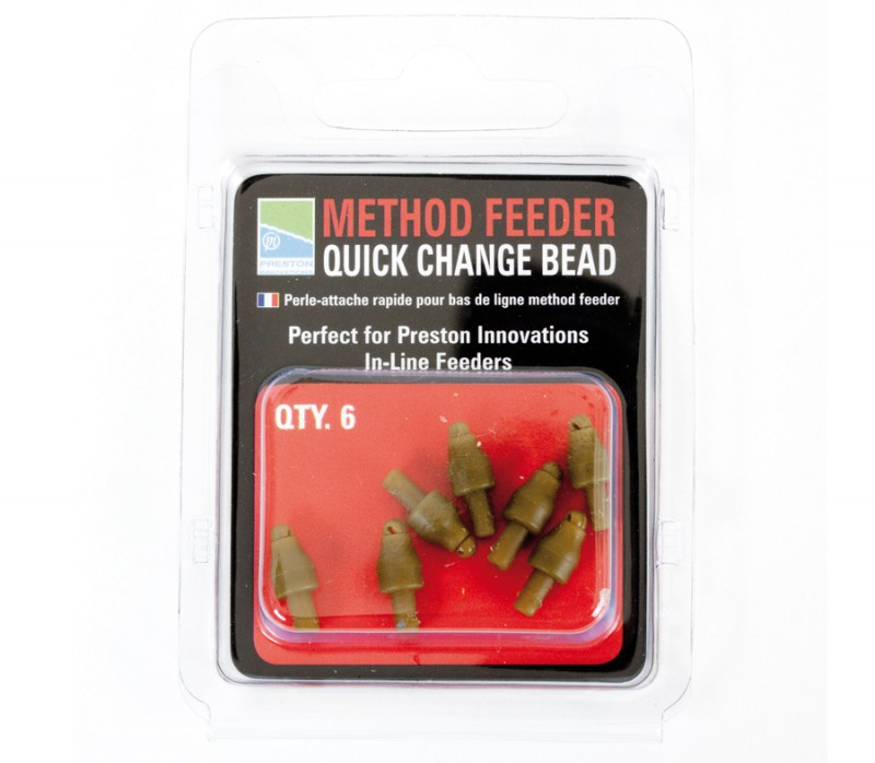 Method Feeder Quick Change Beads