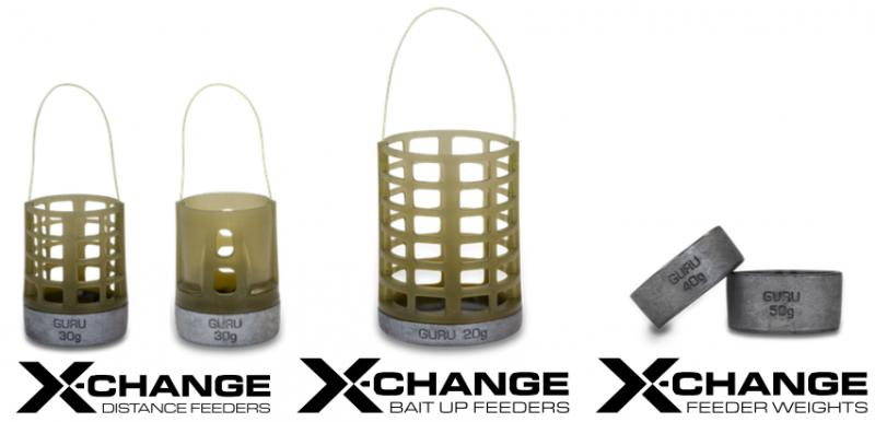 GURU X-Change Bait Up FEEDER