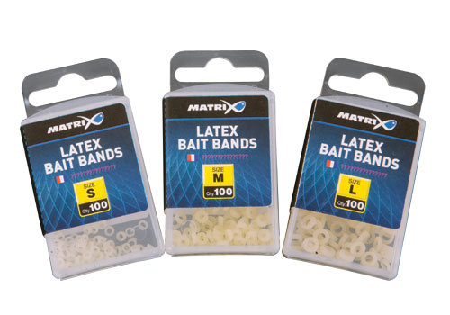 Latex Bait Bands