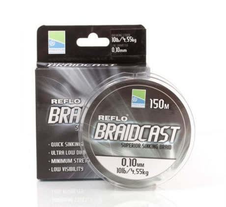 Preston Braidcast Superior Sinking Braid