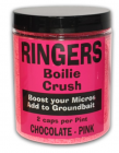 Ringers Boilie Cruch Pink Image 0